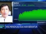Analis: Stimulus Likuiditas Topang Penguatan Saham Perbankan