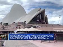 Australia Tangguhkan Ekstradisi Hong Kong