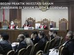 Begini Praktik Investasi Jiwasraya di Saham Gurem & Gorengan