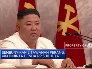 Duh! Korsel Minta Kim Jong Un Bayar Denda, Ada Apa?
