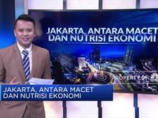 Jakarta, Antara Macet dan Nutrisi Ekonomi