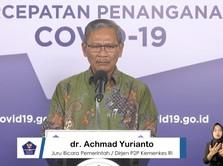 Pasca WHO, Indonesia Akui Virus Corona Bisa Melayang di Udara