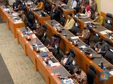 Postur Sementara: Defisit APBN 2021 Naik Menjadi 5,7%