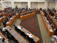 DPR & Pemerintah Sepakat Target Perpajakan Rp 1.510 T di 2022