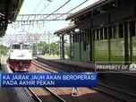 KA Jarak Jauh Dari dan Ke Jakarta Beroperasi Mulai 10 Juli