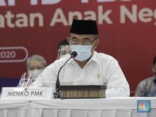 Tahun 2021, Bansos Sembako Jabodetabek Diubah Jadi BLT