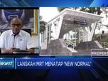 Molor Imbas Pandemi,MRT Fase II Diproyeksi Selesai Maret 2025