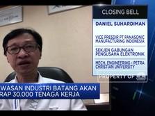 Panasonic Siap Relokasi Produksi 3 Produk Unggulan ke RI