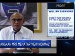 Pandemi, Target Penumpang MRT Jakarta Turun jadi 70 Ribu/hari