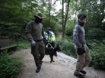 Ini Detik-detik Pencarian Wali Kota Seoul yang Tewas di Hutan