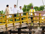 Digarap Prabowo & SYL, Basuki Buka-bukaan Food Estate Jokowi