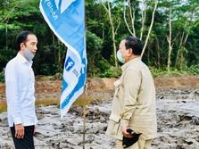 Urusan Belanja Kementerian, Prabowo & Basuki Paling Top