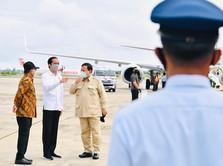 Pak Prabowo, Duit Alutsista TNI AU kok Lebih Gede dari AL-AD?