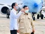 Duet Jokowi-Prabowo 'Hidupkan' Lumbung Pangan Era Soeharto