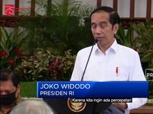 Lagi, Jokowi Ingatkan Para Menteri Punya Sense of Crisis