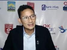 Gokil! Emiten Milik Sandiaga Borong 3.000 Menara Rp 3,9 T