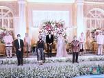 Mengintip Simulasi Resepsi Pernikahan di Gedung Saat Pandemi