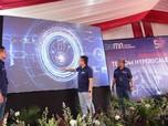 Saingi Google, Telkom Bangun Pusat Data Kelas Dunia di Bekasi