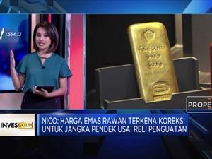 Tips Raup Cuan dari Investasi Emas di Semester II-2020