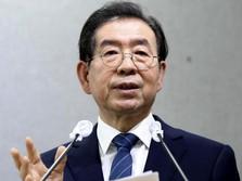 Korsel Geger! Wali Kota Seoul Hilang, Ketemu Tewas di Hutan