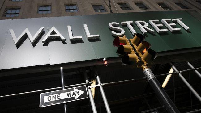 Wall Street Akhiri Pekan Ini dengan Ditutup Melemah