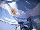 Merana Negeri Messi, Ekonomi Argentina Susut 9,9%