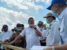 Baru Dilantik, Menteri KKP Tancap Gas 'Sidak' Ekspor Lobster