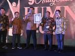 Silmy Karim Raih Special Award for CEO on Turnaround