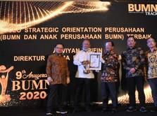 Bos PTBA Jadi Best CEO BUMN, Ini Kata Begawan Tanri Abeng