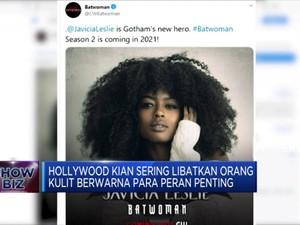 Javicia Leslie Aktris Kulit Hitam Pertama yang Jadi Batwoman