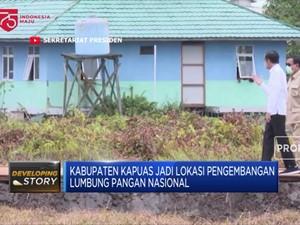 Jokowi Angkat Prabowo jadi