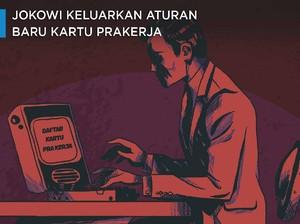 Begini Isi Aturan Baru Jokowi Soal Kartu Prakerja