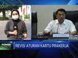 Jokowi Revisi Aturan Kartu Prakerja