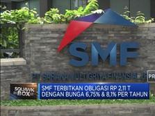 SMF Terbitkan Obligasi Rp 2,11 T