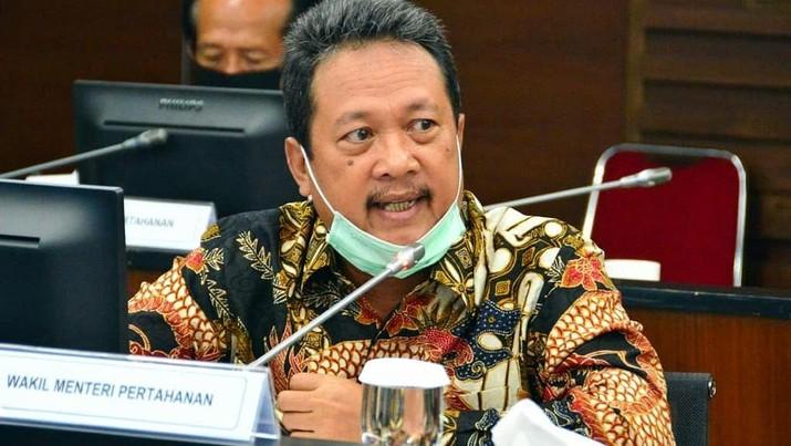 Wamenhan Bongkar Rencana Besar Lumbung Pangan Jokowi-Prabowo