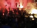 Geger! Serbia Tolak Lockdown, Warga Serbu Gedung Parlemen