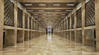 Renovasi Masjid Istiqlal dan Teknologi Smart Lighting