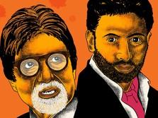 Saat Corona Menyerang Keluarga Besar Amitabh Bachchan