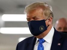 Tak Jadi Isolasi Mandiri, Trump Dipindahkan ke RS Militer