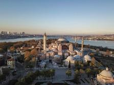 Fakta Hagia Sophia, dari Museum hingga Jadi Masjid