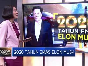 2020, Tahun Emas Elon Musk