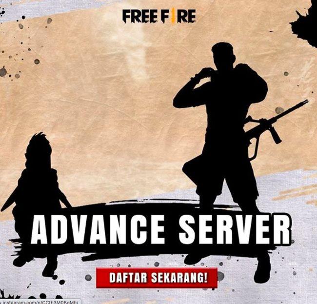 Free Fire Advance Server Juli 2020 Dibuka Buruan Daftar