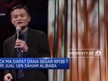 Jack Ma Dapat Dana Segar dari Jual Saham Alibaba