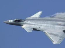 China Produksi Jet Tempur Siluman J-20B, Apa Canggihnya?