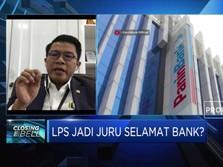 Misbakhun: Punya Uang, LPS Bisa Selamatkan Bank Sakit
