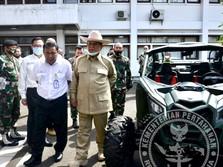 Ternyata Ini Makna 'Maung' Buat Mobil Tempur Pesanan Prabowo
