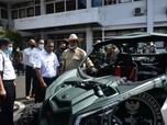 Prabowo Pesan 500 'Harimau Tempur' Rp 300 M Made in Bandung