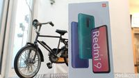 Unboxing Redmi 9, Ponsel Murah Xiaomi Bawa Lima Kamera