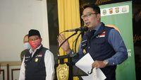 Ridwan Kamil Sebut Jawa Barat Bebas Zona Merah Covid-19