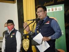 Alert Kang Emil! Kasus Aktif Covid-19 di Jabar Lampaui DKI